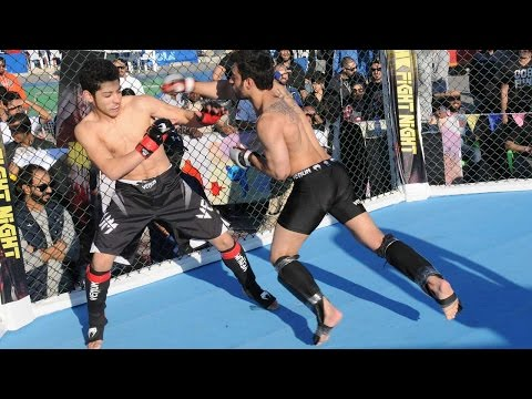 Maher Khalil vs Hasan Haji. KHK Fight Night