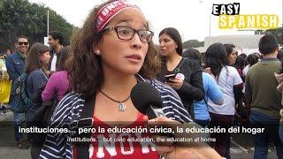 Easy spanish 46 - ni una menos / not ...