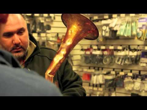 Dillon Music Job Interview w/ Steve Dillon - Brass