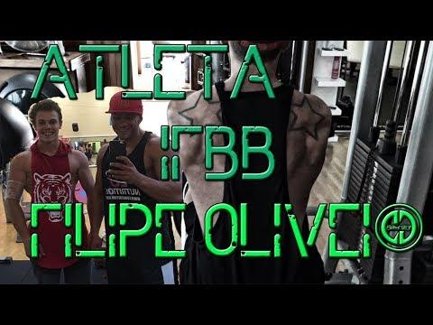 ATLETA IFBB FILIPE OLIVEIRA💪