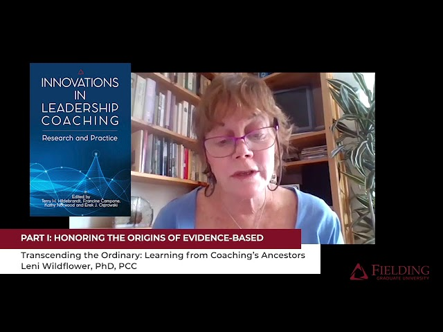 Innovations in Leadership Coaching: Research and Practice | Chapter 2 (Fielding Monograph Series)