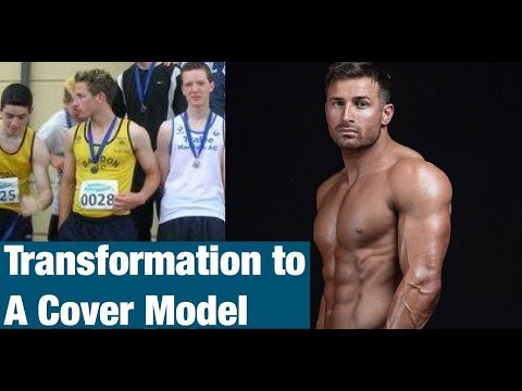 TRANSFORMATION TO A COVER MODEL | CHRIS SPEARMAN