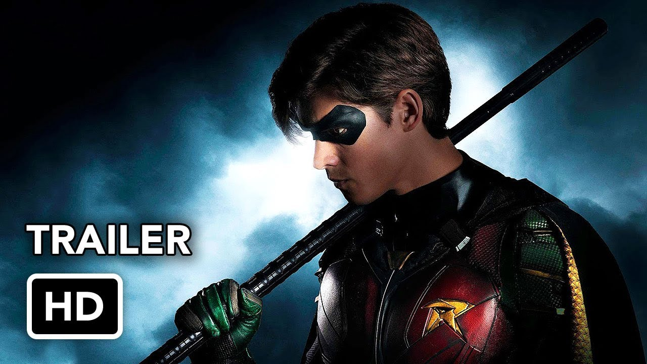 Titans: Netflix UK sets January premiere date | Den of Geek