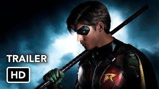 TITANS Official Comic-Con Trailer (HD) DC Universe series