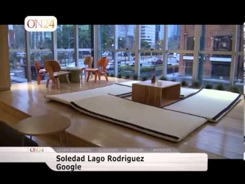 Te mostramos las oficinas de google argentina por dentro for Google argentina oficinas