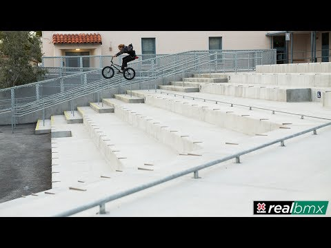 Nathan Williams | X Games Real BMX 2017