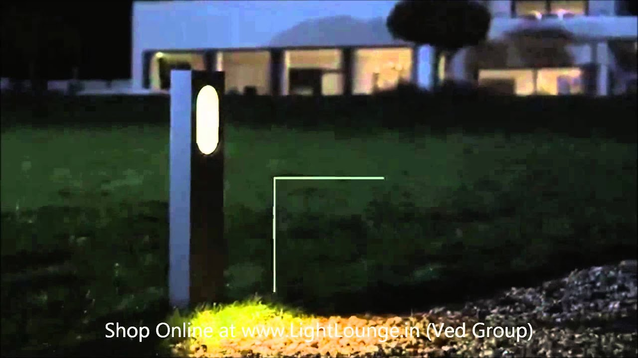 Philips Ledino Outdoor Pedestal And Wall Led Lights 1080p Hd Video You