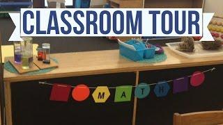 Kindergarten Classroom Tour