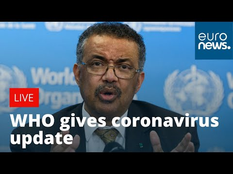 #CORONAVIRUS: WHO holdsdaily briefingon COVID-19 | LIVE