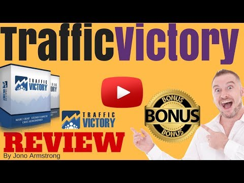 Traffic Victory Review, ⚠️WARNING⚠️ DON'T BUY TRAFFIC VICTORY WITHOUT MY 👷CUSTOM👷 BONUSES [review]