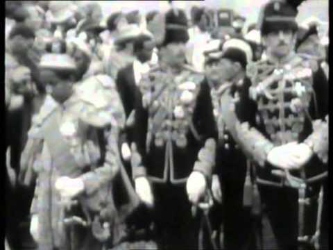 Ethiopia coronation 1930 haile selassie