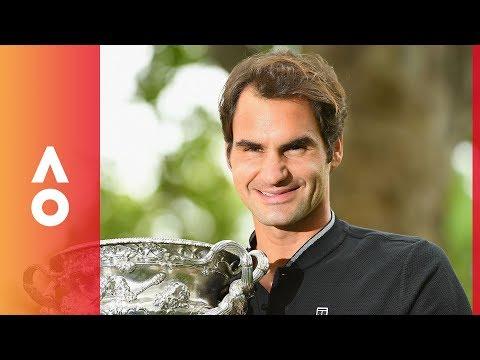AO18 profile: Roger Federer | Australian Open 2018