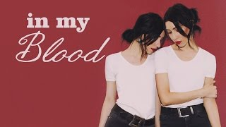 The Veronicas - In My Blood (LYRICS)
