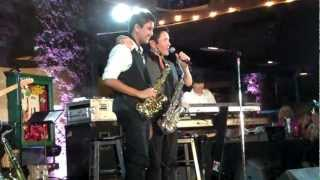 Dave Koz and Austin Gatus perform Faces of the Heart Live at Thornton Winery