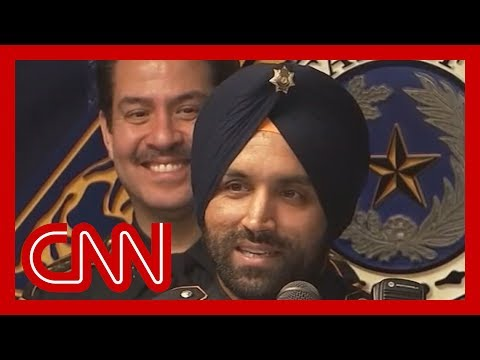 Houston Department's First Sikh Deputy Shot And Killed In The Line Of Duty