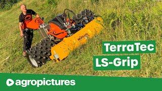 TerraTec LS-Grip | Neues Luft-Stachelrad für Motormäher