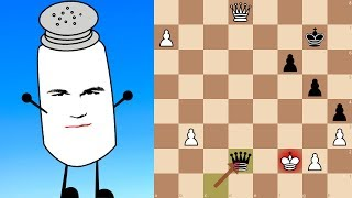 """Magnus Carlsen is """"salty"""" for Lichess Titled Arena 6"""