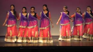 "2014 Kalamazoo Diwali ""Dhol Bajne Laga"" and ""Rang De"""