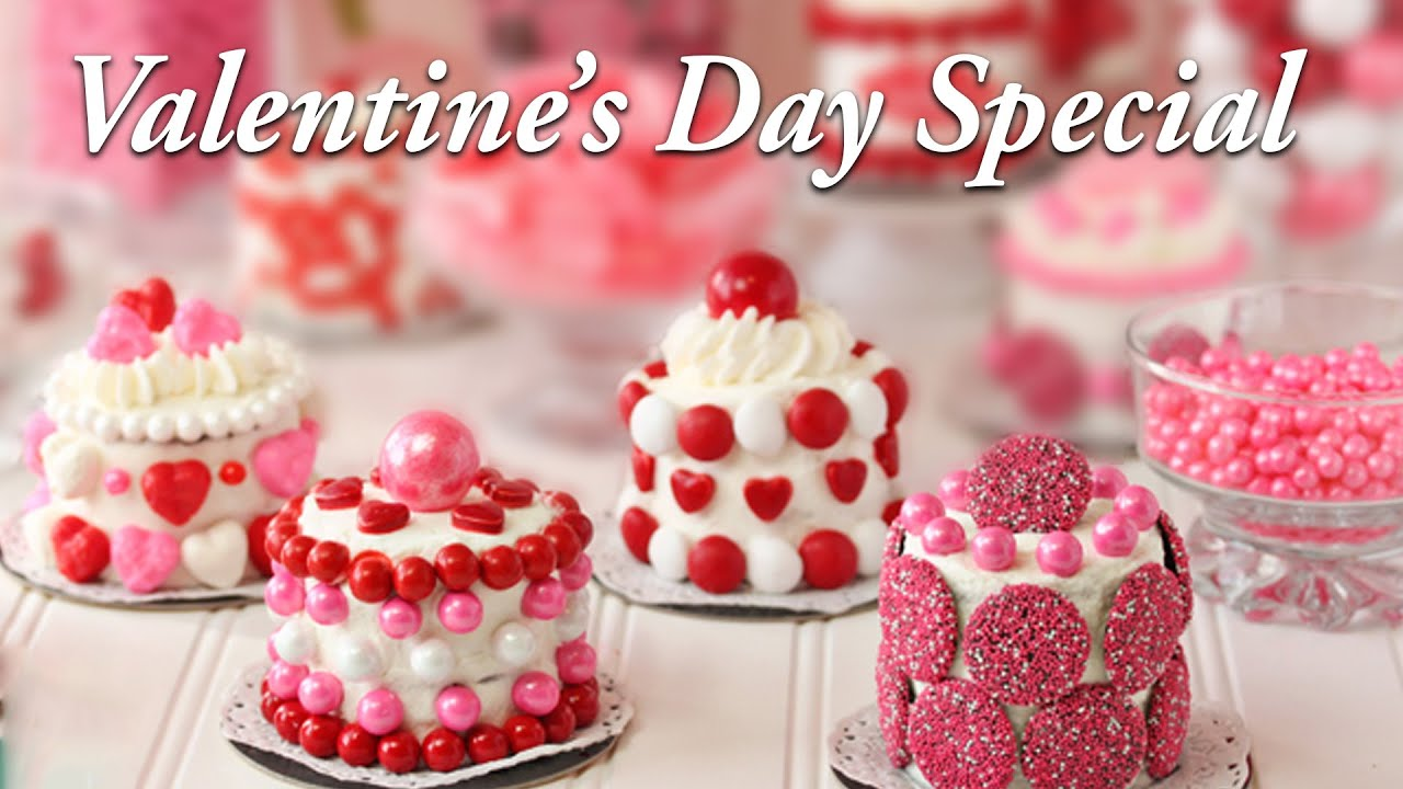 Cakes And Cookies | Valentineu0027s Day Special Recipes   YouTube