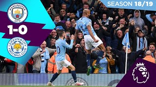 "MAN CITY 1-0 LEICESTER HIGHLIGHTS | ""NO VINNY, DON'T SHOOT"" 