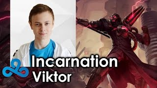Incarnation picks Viktor