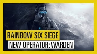 Tom Clancy's Rainbow Six Siege – New Operator Warden