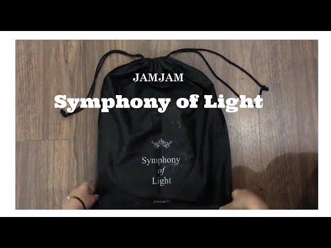 [UNBOXING FANSITE] JAMJAM SYMPHONY OF LIGHT