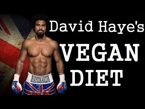 What A Vegan Boxer Eats In A Day (David Haye)