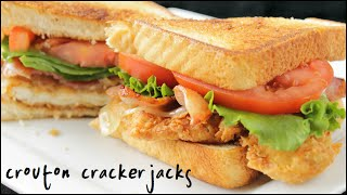 Chicken Club Sandwiches Recipe!! - How to Make Chicken Clubs