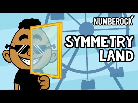 Symmetry Song For Kids   A Day At Symmetry Land   Lines Of Symmetry