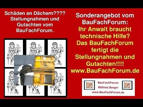 01-02-01-01 #Bauschaden, #Dach, #Gutachten, #Sachverständiger, #Baulexikon #Wilfried #Berger
