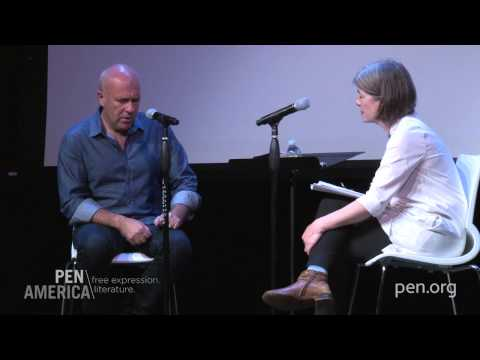 2015 PEN World Voices Festival: A Conversation - Richard Flanagan with Claire Messud
