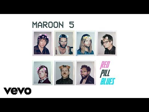 Maroon 5 - Who I Am (feat. LunchMoney Lewis) (Audio)