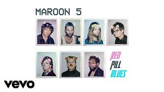Maroon 5  - Who I Am (Official Audio) ft. LunchMoney Lewis