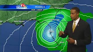 Tracking the Tropics: Irma impacts Florida while Jose churns in Atlantic