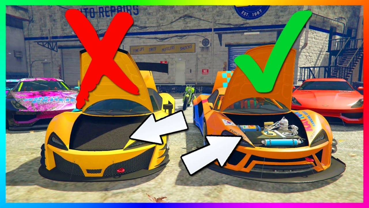 how to buy cars gta online