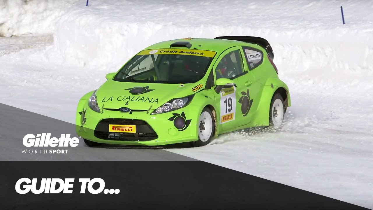 Guide to G Series Ice Racing 2017 | Gillette World Sport