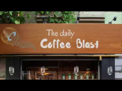 The Daily Coffee Blast