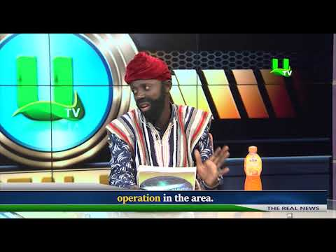 Baba Spirit joins Akrobeto on the REAL NEWS