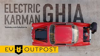 How to Make a TESLA Powered ELECTRIC VW Karmann Ghia