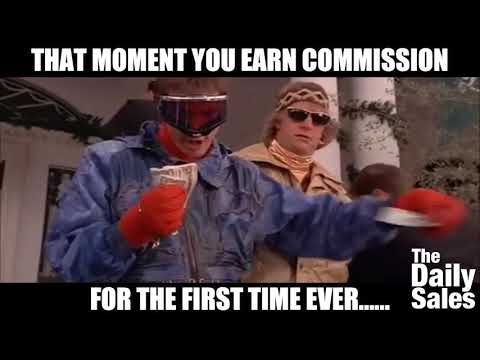 HITTING BONUS FOR THE FIRST TIME IN SALES! FUNNY MEME GIF VIDEO TARGET MONEY