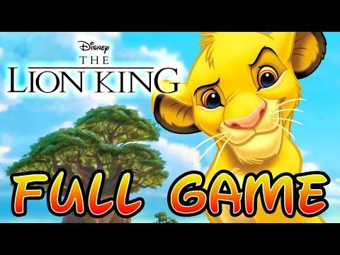 The Lion King: Simba's Mighty Adventure Walkthrough FULL GAME Longplay (PS1)