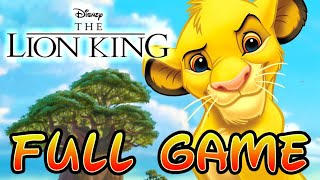 The Lion King: Simba's Mighty Adventure FULL GAME Movie Longplay (PS1)