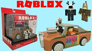 Roblox Toy Car Abominator & Code Item, Unboxing & Toy Review, Stop-Motion Animation