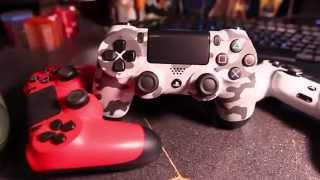 Playstation 4 Urban Camouflage Dual Shock 4 Unboxing
