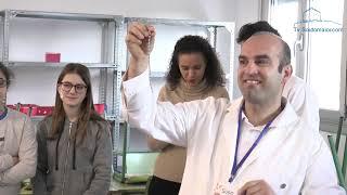 A Semana da Ciencia de Soutomaior visita o Instituto