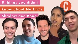 Netflix's Shadow and Bone cast reveal behind the scenes secrets from set | Cosmopolitan UK