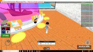 Roblox Life Recorded on My HP Desktop Screen Recorder