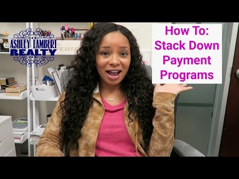 How To STACK Down Payment Assistance Programs | Buy Sell Homes Charlotte NC #SoldByAshley