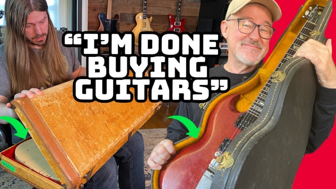 9 DREAM Guitars You NEED to HEAR | 1958 to 2020